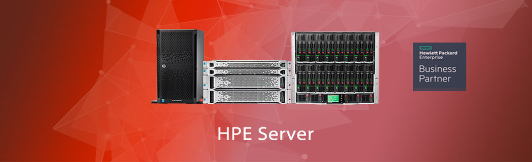 New and used hpe server - DCMind